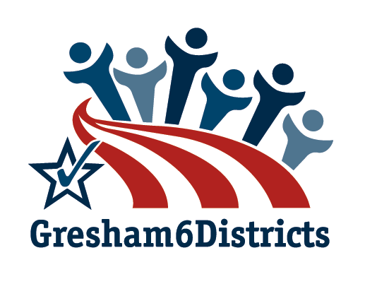 Gresham 6 Districts