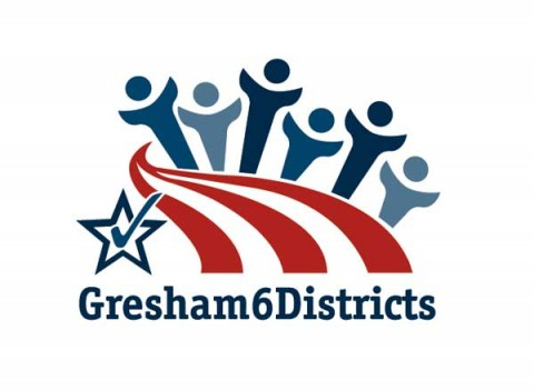 Gresham-six-districts-logo
